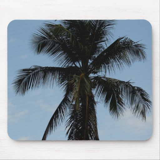Palm Tree Mouse Pad