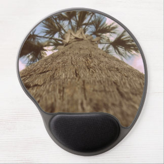 Palm Tree Mouse Pad with Gel Pad Gel Mouse Pad