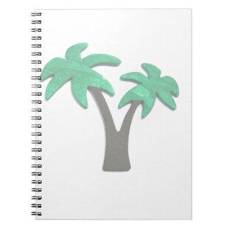 Palm Tree Notebooks
