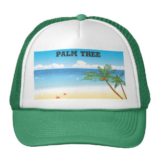 palm tree, Palm tree Cap