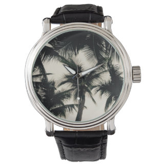 Palm Tree Photo Watch by Willowcatdesigns