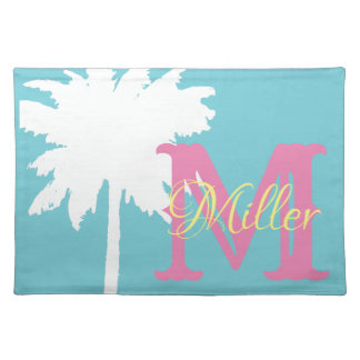 Palm Tree Placemats