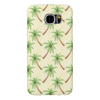 Palm Tree Samsung Galaxy S6 Cases