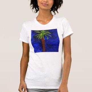 Palm Tree Shirt by Julia Hanna