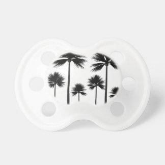 Palm Tree Silhouette Dummy
