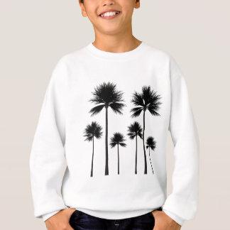 Palm Tree Silhouette Sweatshirt