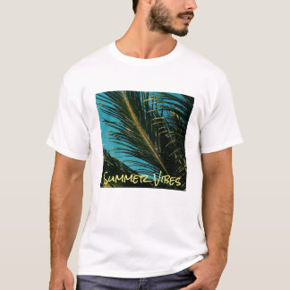 Palm Tree Summer Vibes T-Shirt