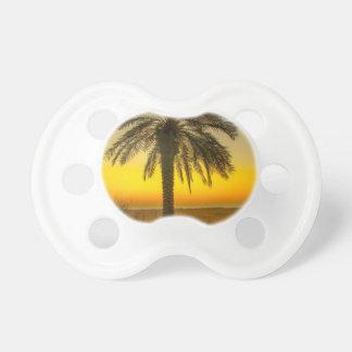 Palm Tree Sunrise Dummy