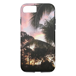 Palm Tree Sunset iPhone 8/7 Case