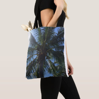 Palm Trees & Coconuts Tote Bag
