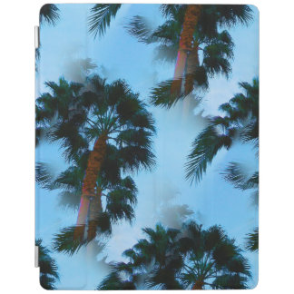 Palm trees cover iPad cover