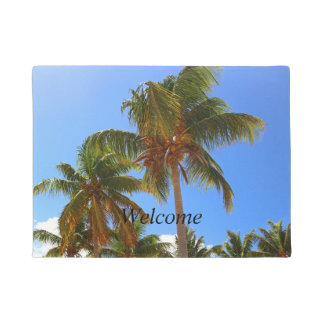Palm Trees Doormat