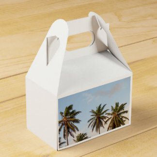 Palm Trees Favour Box