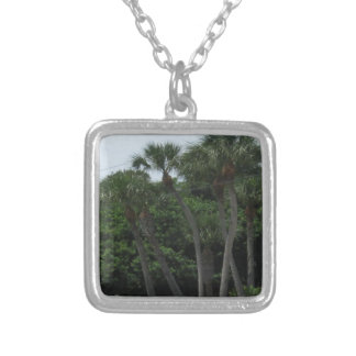 Palm Trees In The City Necklaces