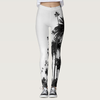 Palm Trees LA Leggings