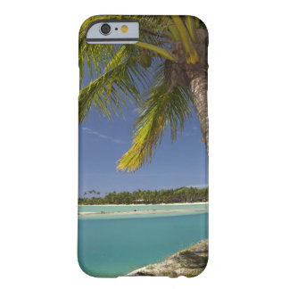 Palm trees & lagoon, Musket Cove Island Resort Barely There iPhone 6 Case