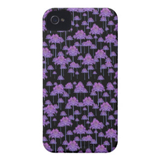 Palm Trees Motif Pattern iPhone 4 Case-Mate Case