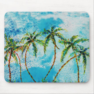 Palm Trees - Mouse Pad