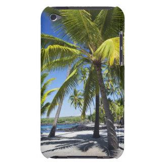 Palm trees, National Historic Park Pu'uhonua o Barely There iPod Case
