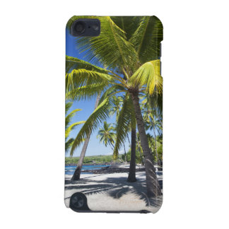 Palm trees, National Historic Park Pu'uhonua o iPod Touch (5th Generation) Covers