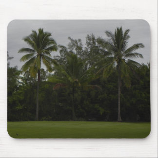 Palm Trees of Hawaii Mouse Pad