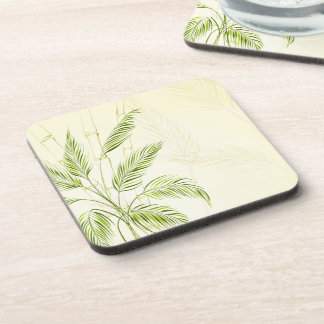 Palm Trees on Bamboo Forest | Coaster