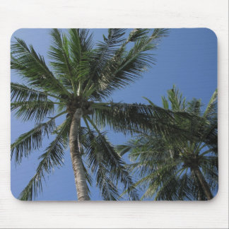 Palm Trees on Mousepad