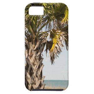 Palm Trees on Myrtle Beach East Coast Boardwalk Tough iPhone 5 Case