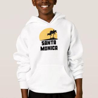 Palm Trees Santa Monica T-Shirt