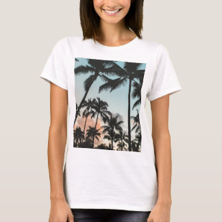 Palm Trees Silhouettes T-Shirt