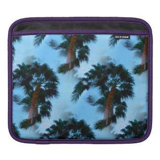 Palm trees sleeves
