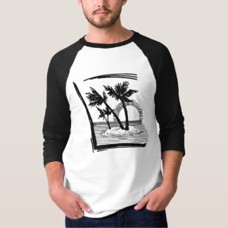Palm Trees T Shirt