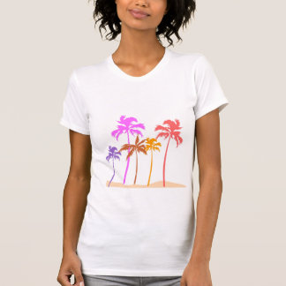 palm trees t-shirts