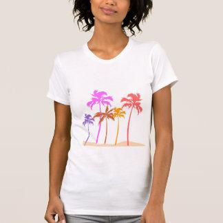 palm trees tshirts