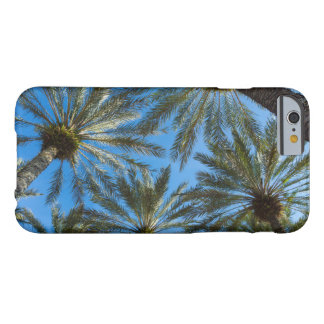 Palm Trees Umbrella Barely There iPhone 6 Case