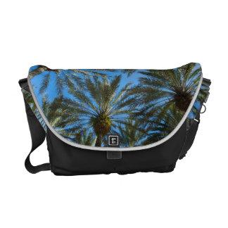 Palm Trees Umbrella Commuter Bag