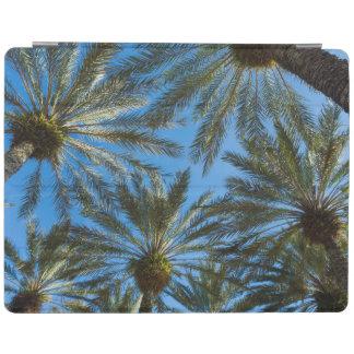 Palm Trees Umbrella iPad Cover