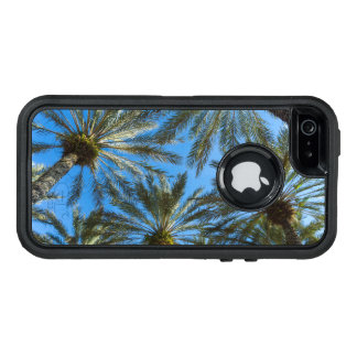 Palm Trees Umbrella OtterBox Defender iPhone Case