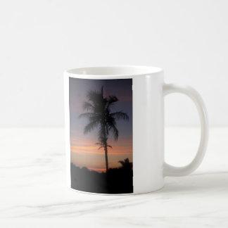 Palm Twilight, Everglades National Park Coffee Mug