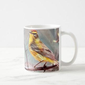 Palm Warbler Coffee Mug