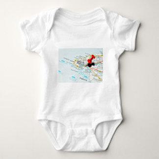 Palma de Mallorca, Spain Baby Bodysuit