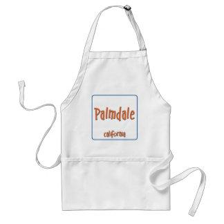 Palmdale California BlueBox Standard Apron