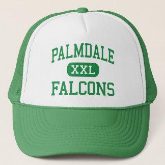 Palmdale - Falcons - High - Palmdale California Trucker Hat