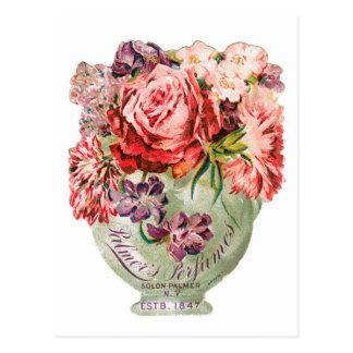 Palmer's Perfumes Postcard