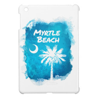 Palmetto Paint Splatter iPad Mini Cover
