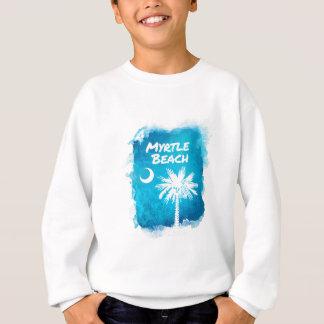 Palmetto Paint Splatter Sweatshirt