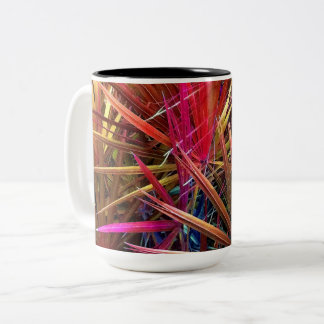 Palmetto Riot Two-Tone Coffee Mug