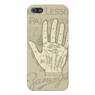 Palmistry Palm Reading Phone Cover Case For The iPhone 5