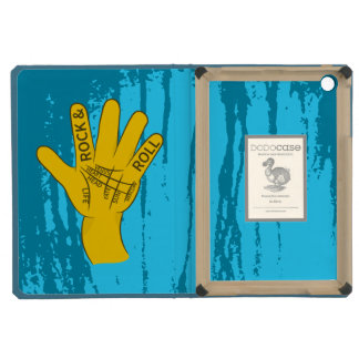 Palmistry Rock and Roll iPad Mini Cover