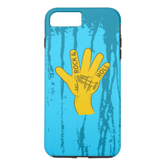 Palmistry Rock and Roll iPhone 7 Plus Case